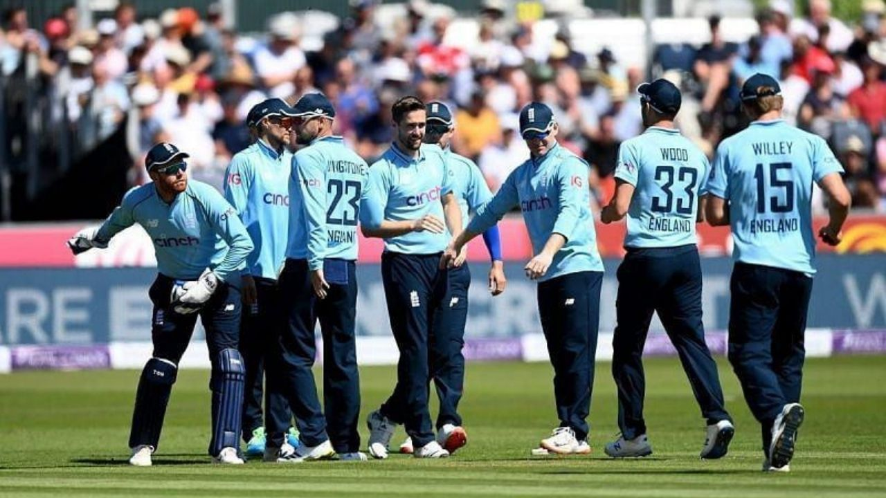 Why is Mark Wood not playing today's third ODI between England and Sri Lanka in Bristol?