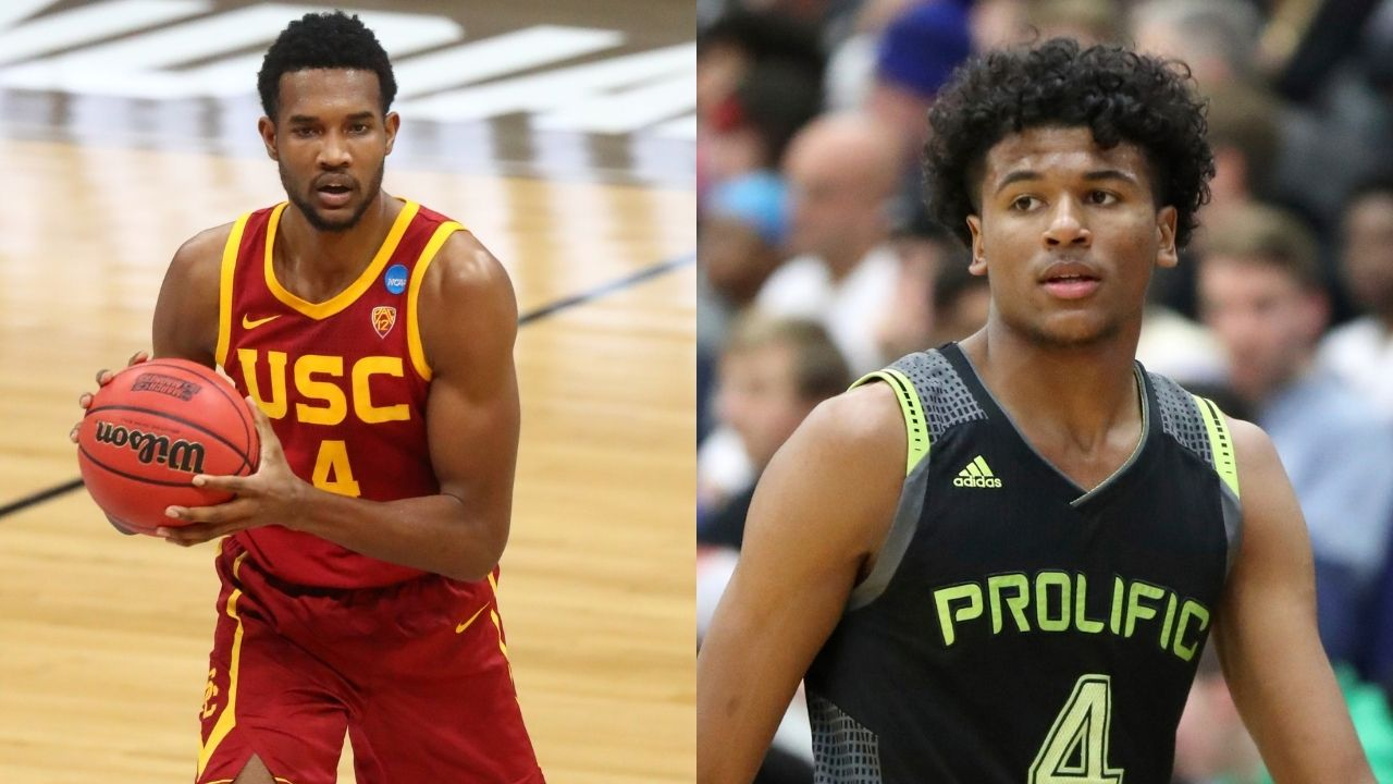 """""""Evan Mobley isn't interested in joining the Rockets"""": Potential no.2 overall pick 'disinterested' while Jalen Green seen at Tilman Fertitta's hotel in Houston ahead of 2021 NBA Draft"""
