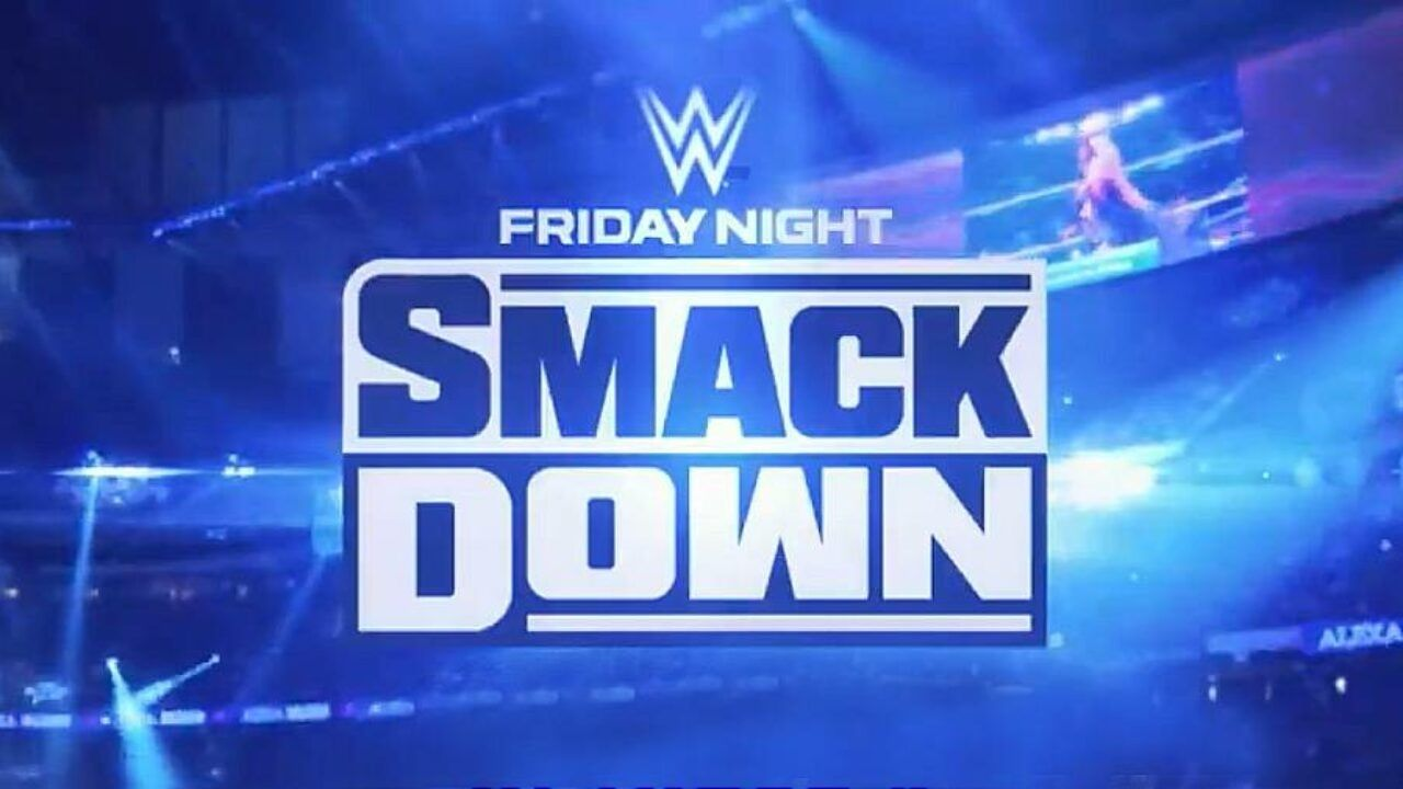 WWE announce Title Match for next week's episode of SmackDown