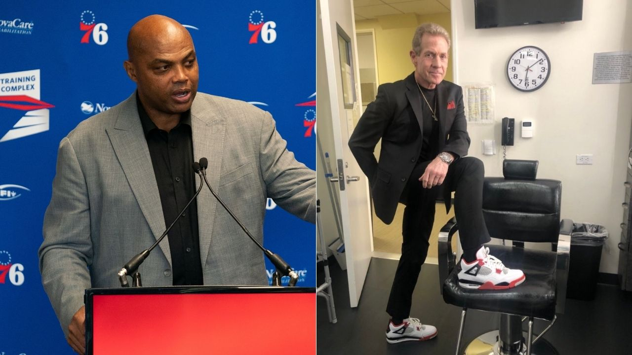 """""""I'll kill Skip Bayless on live television"""": When Charles Barkley roasted the former ESPN talent and explained why his biased analysis turns off NBA fans"""