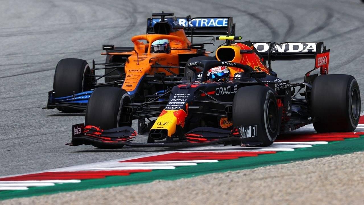 """Maybe even stronger than us""– Lando Norris claims Ferrari & Honda batteries stronger than Mercedes"