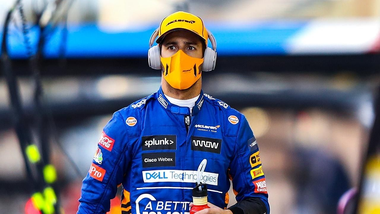 """""""My normal driving style doesn't quite match the car""""– Daniel Ricciardo isn't compatible to McLaren"""