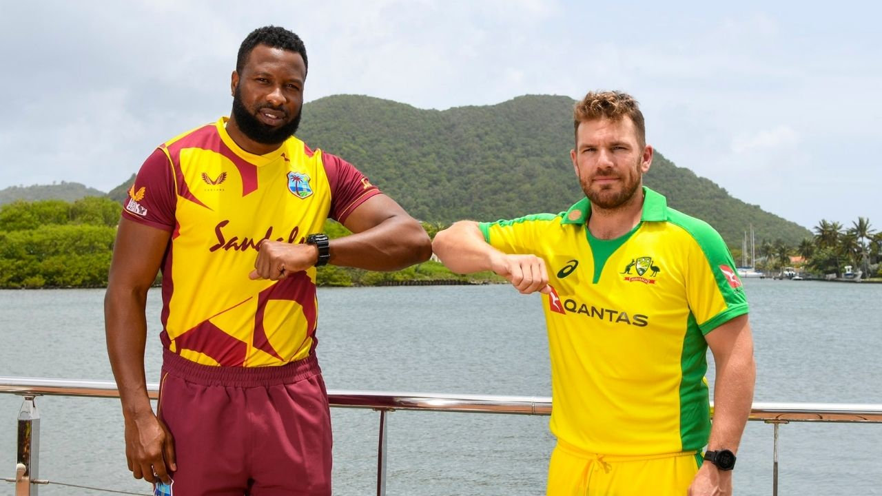 West Indies vs Australia 1st T20I Live Telecast Channel in India and Australia: When and where to watch WI vs AUS St Lucia T20I?