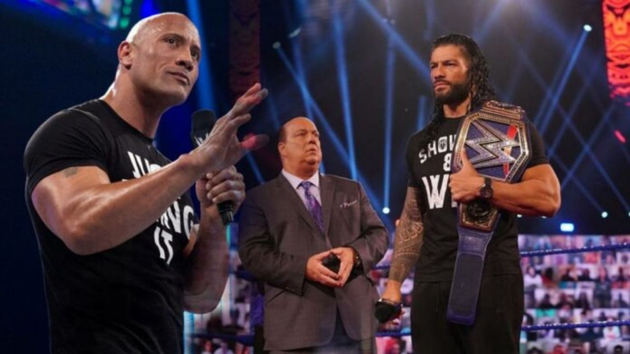 WWE have a back up plan ready in case Roman Reigns vs The Rock doesn't pan out at Wrestlemania 38