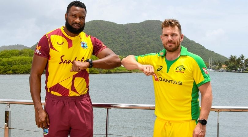 WI vs AUS Fantasy Prediction: West Indies vs Australia 1st T20I – 10 July 2021 (St Lucia). Aaron Finch, Andre Russel, and Mitchell Marsh are the best fantasy picks for this game.