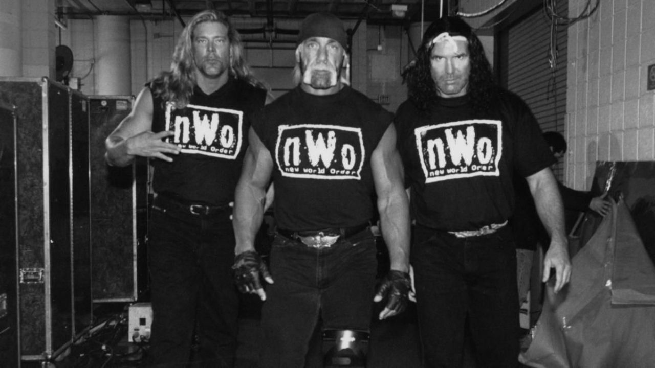 Kurt Angle reveals Vince McMahon once forced nWo to work whole night