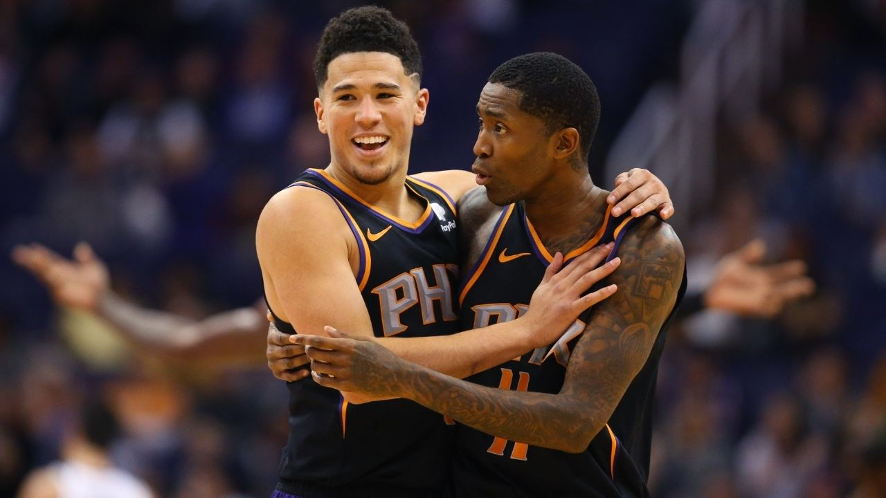 """""""Chris Paul and Devin Booker both dogs"""": Former Sixth Man of the Year Jamal Crawford reveals why he saw the All-Star duo flourishing with the Phoenix Suns"""