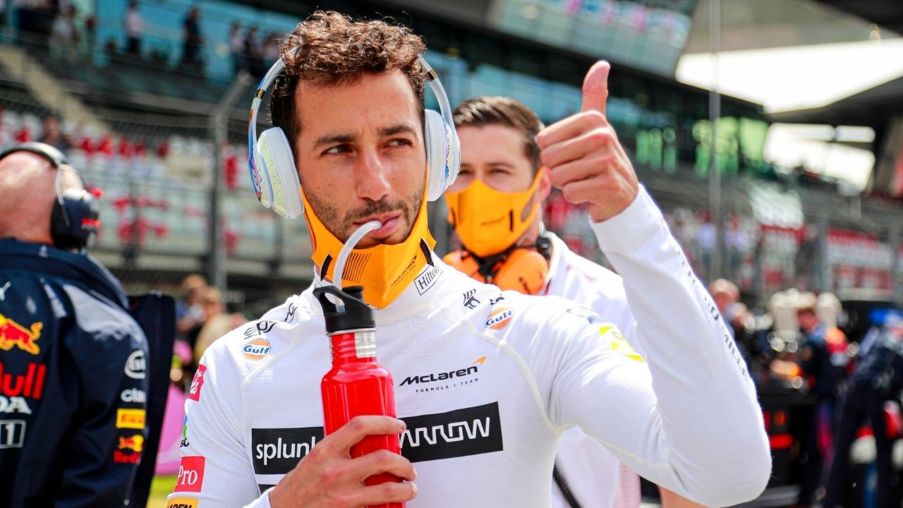 """""""We expected him to be faster""""– McLaren disappointed in Daniel Ricciardo"""