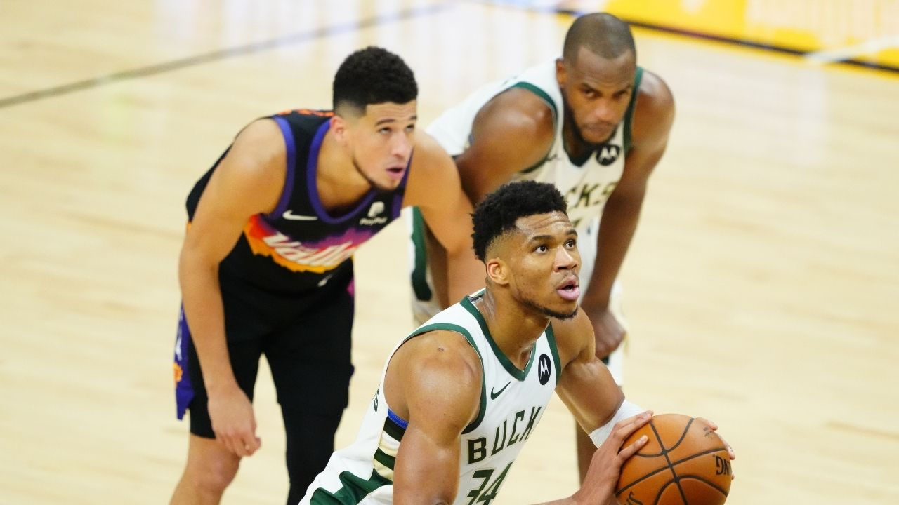 """""""Fans are getting crucified for saying the Bucks and Suns aren't the two best teams"""": NBA reporter claims fans aren't watching the NBA Finals because social media is toxic"""