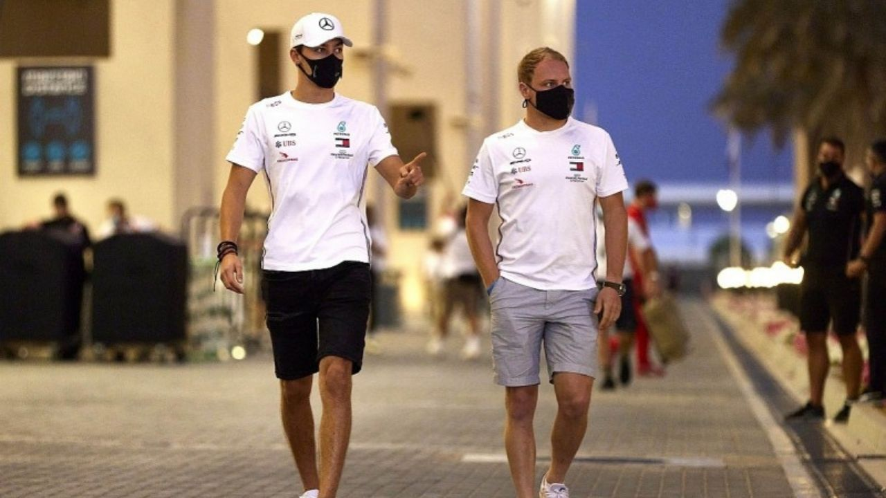 """""""We have already made [decision] but not yet said""""– Toto Wolff on picking between George Russell and Valtteri Bottas"""