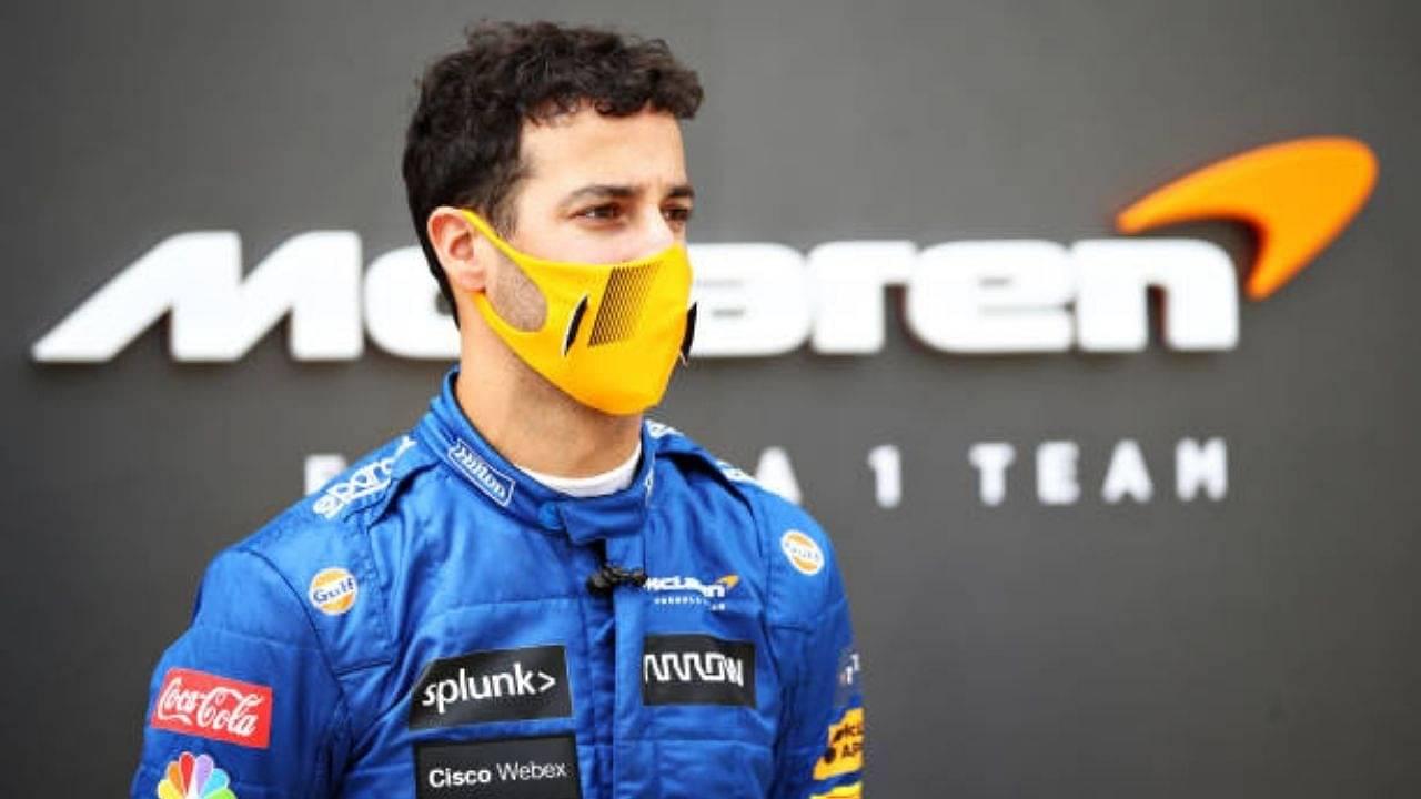 """It's a reality""– Daniel Ricciardo accepts his situation in McLaren despite recent success"