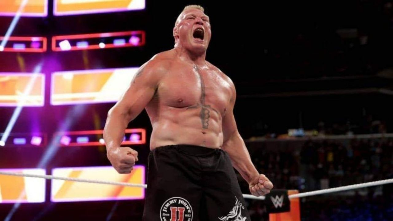Real reason why Brock Lesnar hasn't returned to the WWE