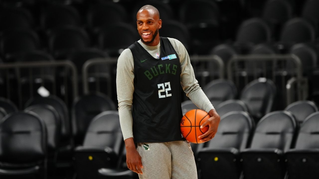 """""""Khris Middleton is the best player nobody really knows in the NBA"""": Bucks superstar offers a glance into a day of his routine ahead of NBA Finals Game 1 vs Phoenix Suns"""