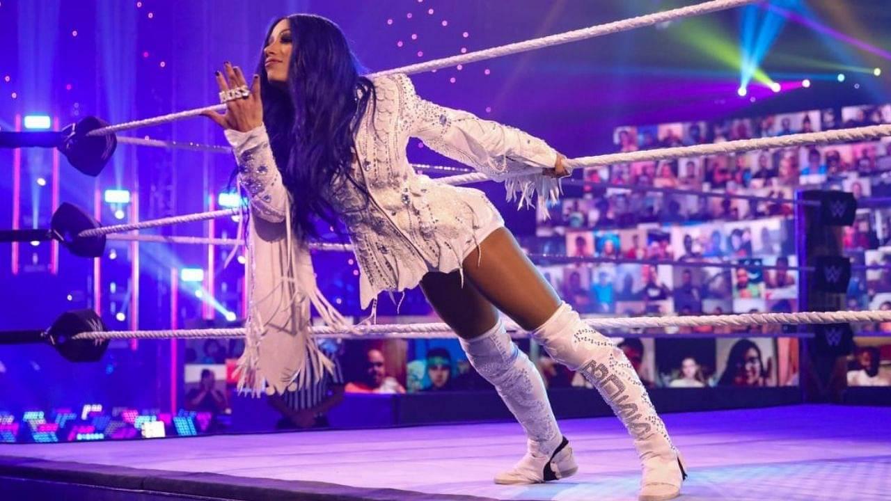 Sasha Banks could make WWE return on SmackDown tonight