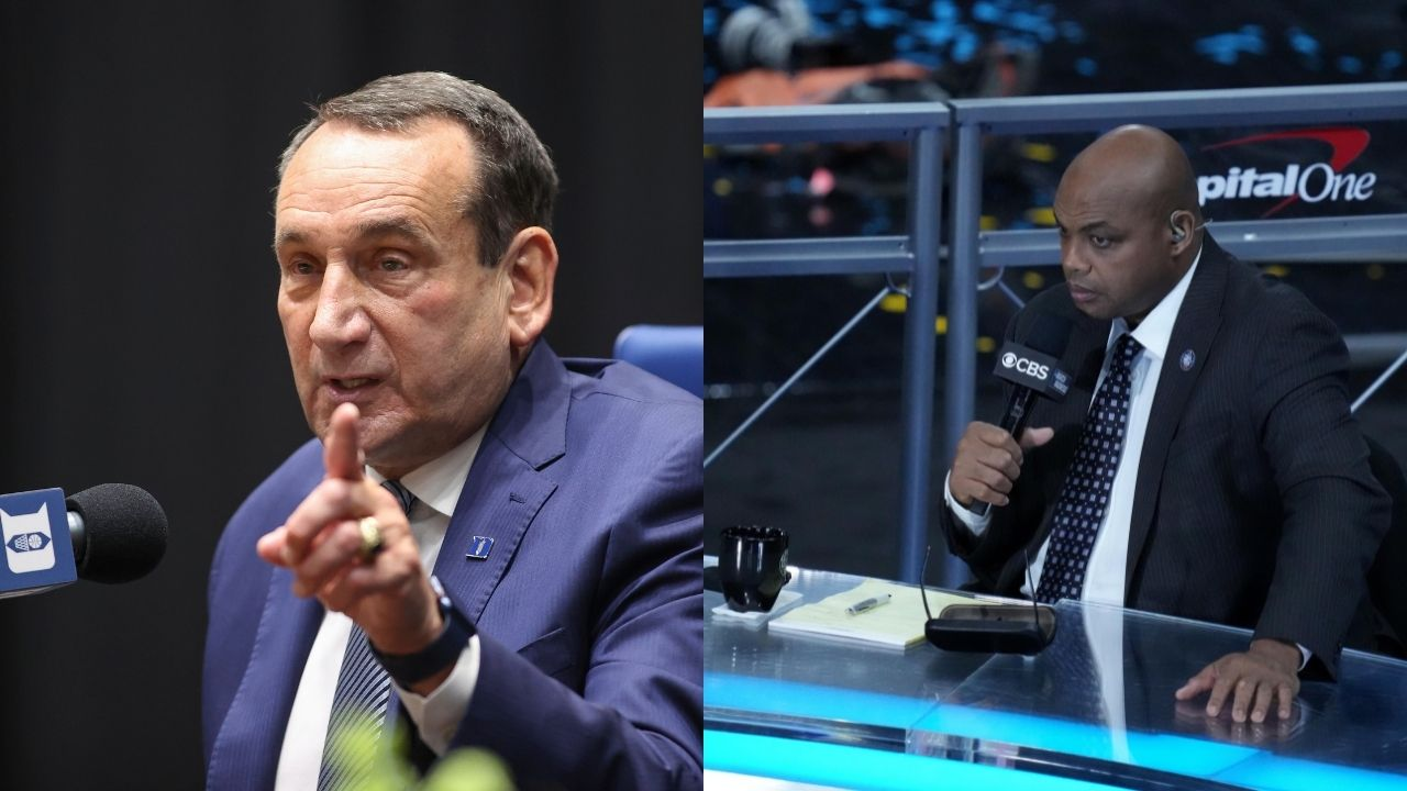 """""""Never been more scared in my life"""": Charles Barkley hilariously recalls giving Coach K's daughter alcohol when with the Dream Team alongside Michael Jordan and Magic Johnson"""
