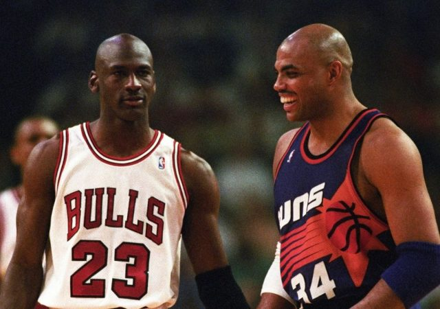 """""""Would've won a couple titles if I had Scottie Pippen and Dennis Rodman"""": When Charles Barkley berated Michael Jordan for having too much help on the Bulls"""