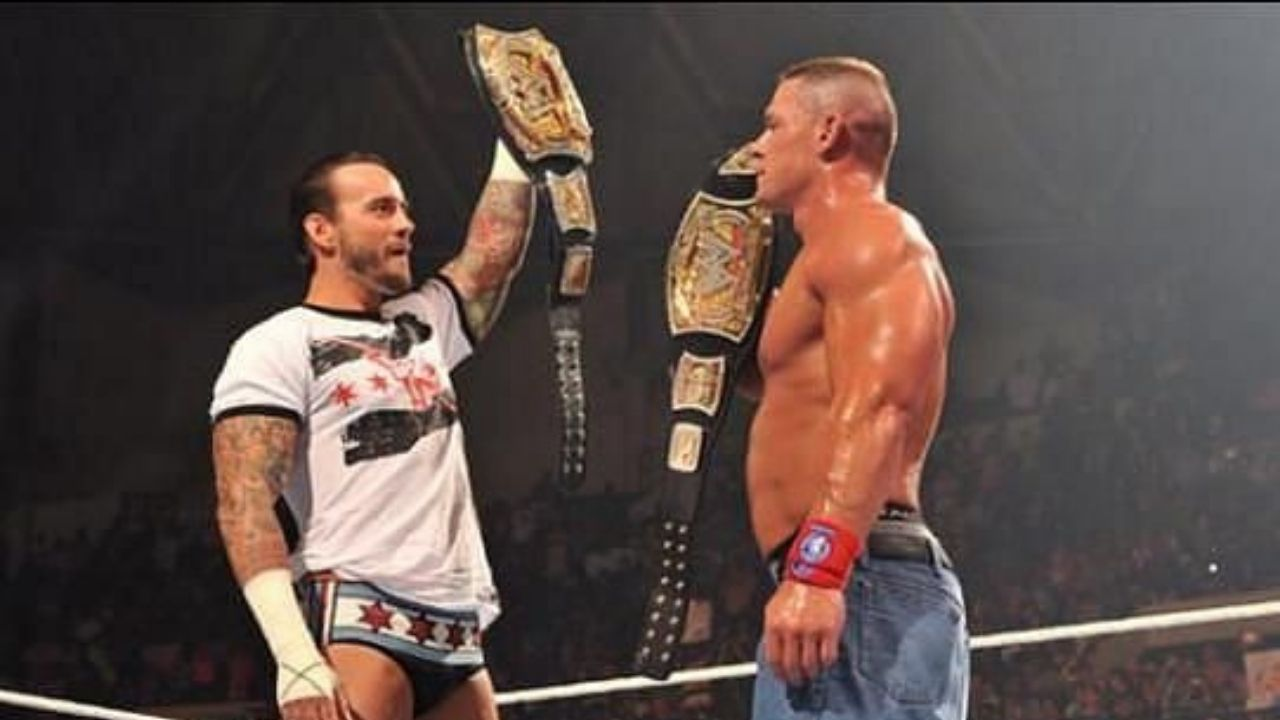 Former WWE Star opens up on the difference between CM Punk and John Cena