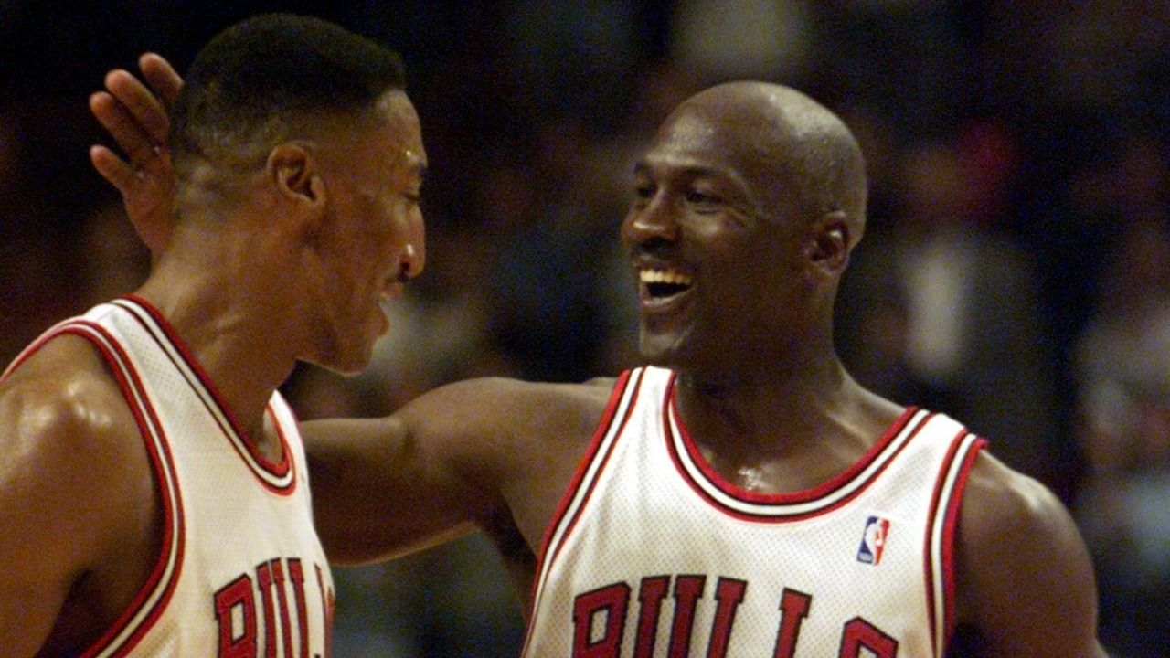 """""""Michael Jordan would not have made the 1996 NBA Finals without me"""": Scottie Pippen talks about the Sonics trading him in 1987 while taking shots at the 'GOAT'"""