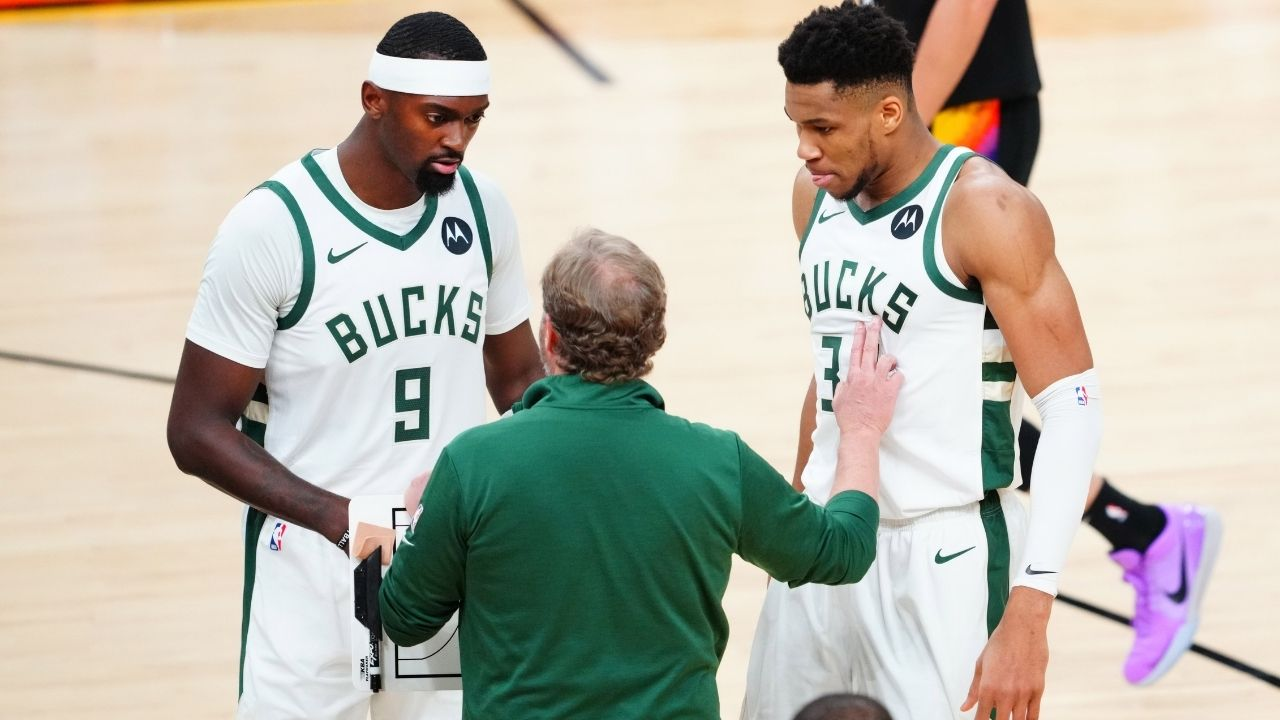 """""""Milwaukee, pull up"""": Bobby Portis implores Bucks fans to get behind their team like never before in Players Tribune article ahead of NBA Finals Game 3"""