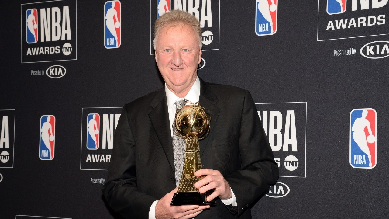 """""""Larry Bird used to sign as Pete Rose"""": The Boston Celtics legend would often autograph for fans using the baseball superstar's name"""