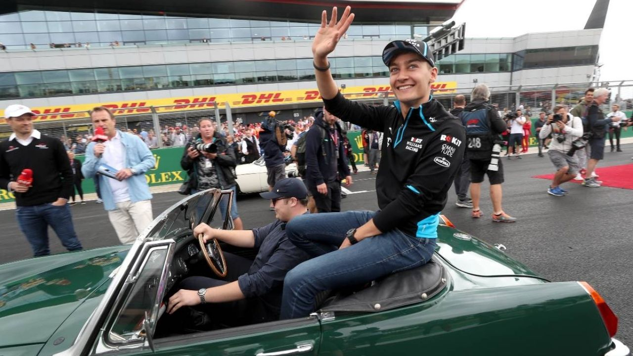 """""""Nothing will be announced in Silverstone""""– George Russell on his Mercedes move rumours"""
