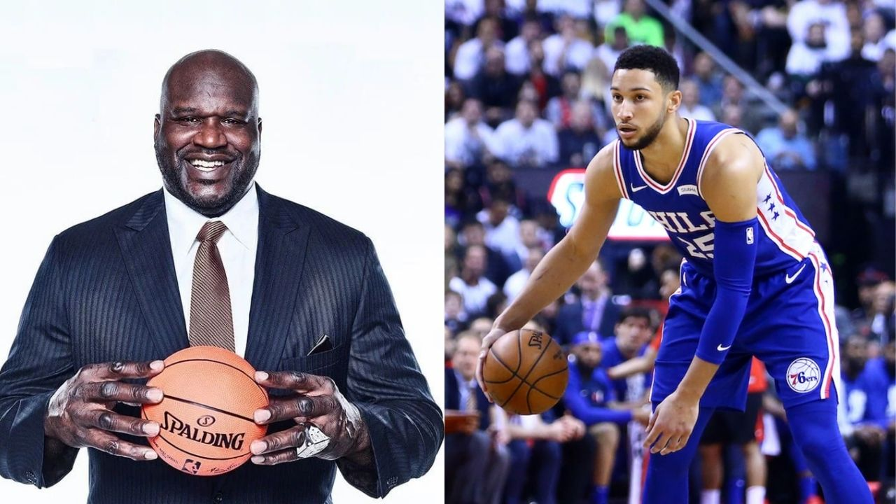 """""""When I'm going at Ben Simmons, it's not from a bad place"""": Lakers' legend Shaquille O'Neal explains his comments on the Sixers' star"""