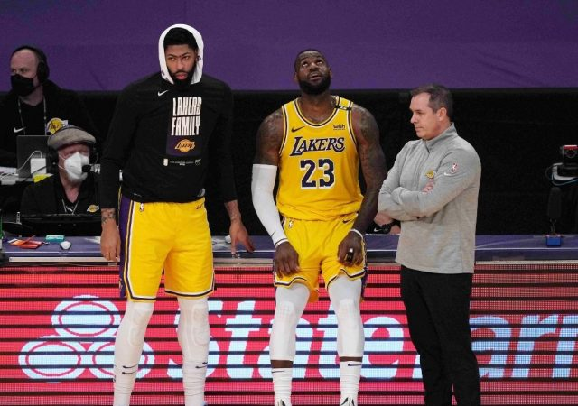 """""""Multiple veterans want to join LeBron James in LA"""": NBA Insider reveals how Lakers have no shortage of options going into the offseason"""