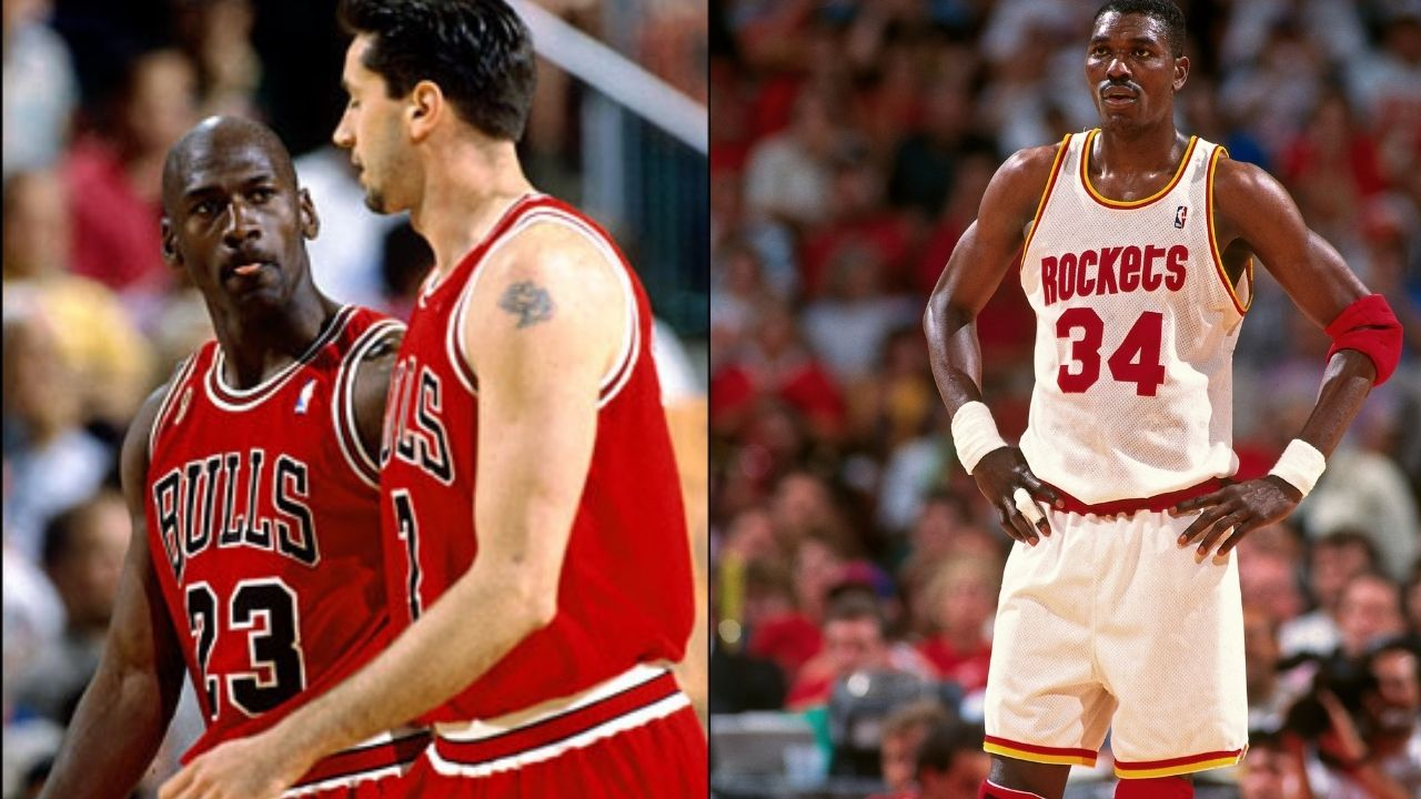 """""""Bulls could beat the 1994 Rockets without Michael Jordan"""": Toni Kukoc shockingly believes that Scottie Pippen and co would get the better of Hakeem Olajuwon without the 'GOAT'"""