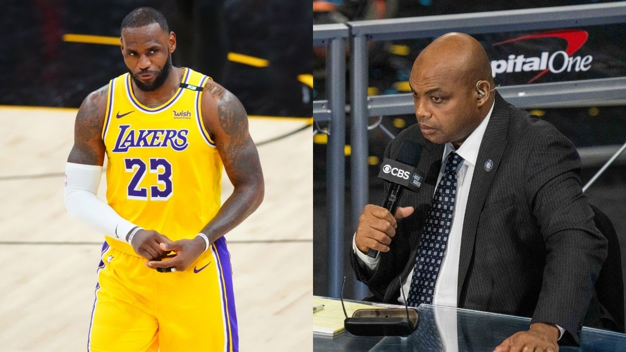 """""""LeBron James lived up to the hype, it's one of the greatest things I've ever seen"""": When Charles Barkley was in awe of the Lakers superstar for handling all the pressure"""
