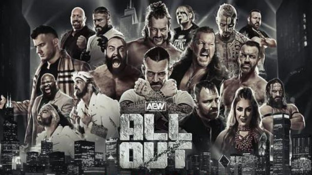 More title matches announced for AEW ALL OUT on RAMPAGE