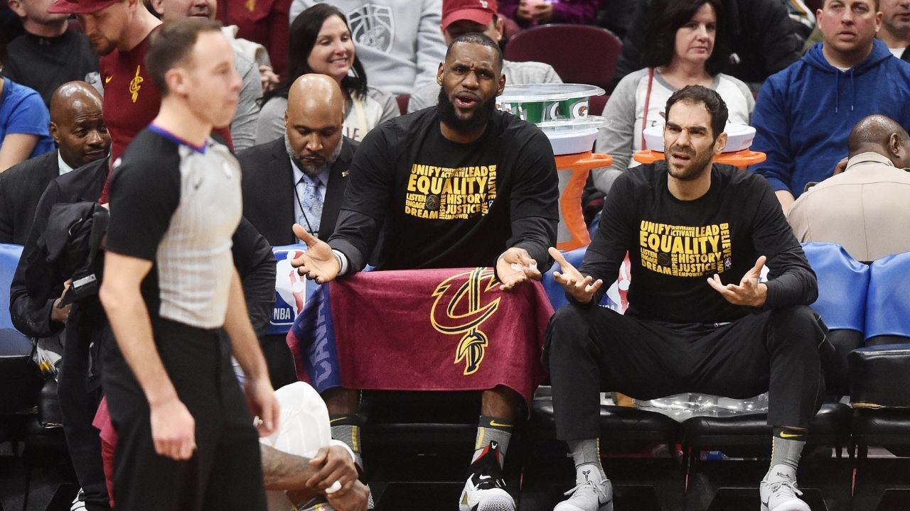 """""""#SuperWashed"""": LeBron James takes dig at NBA scouts and executives after Lakers star receives 0% votes as NBA's best player"""