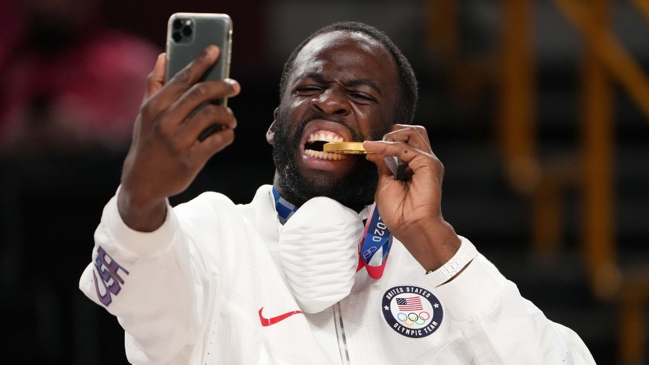 """""""The media can be deada** wrong and talk about something else; it's bullsh*t"""": Draymond Green goes on a rant about how he loves to call the media out on any missteps"""