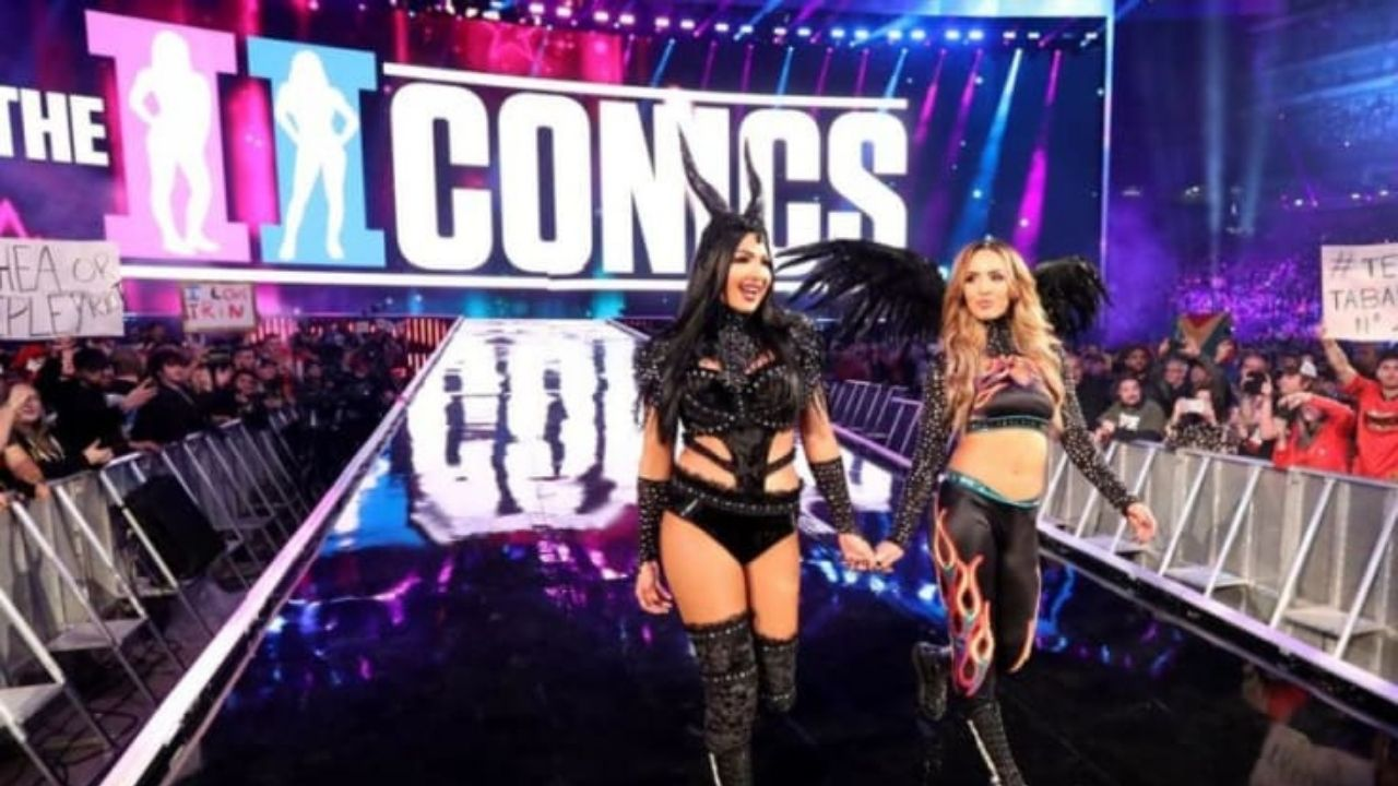Peyton Royce reveals she came up with the break-up of The IIconics