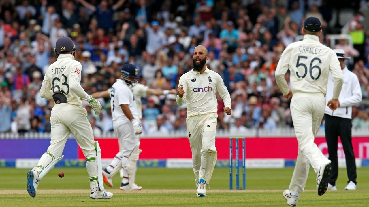 Moeen Ali wickets: English all-rounder dismisses Ajinkya Rahane and Ravindra Jadeja in quick succession in Lord's Test