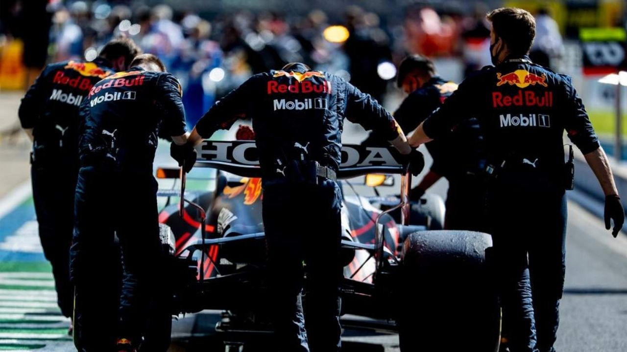 """""""We have therefore changed it for a new PU""""– Red Bull forced for last minute engine change in Max Verstappen's car"""