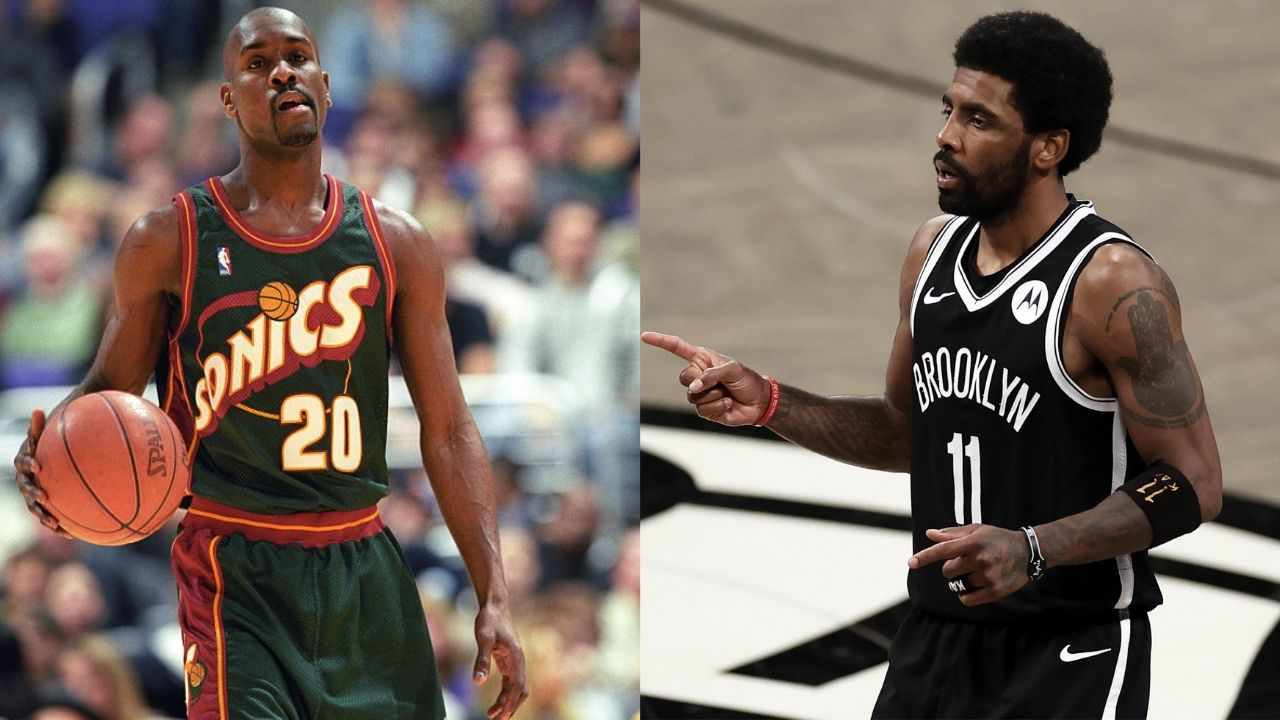 'I Think That That Was A Bad Take By Kyrie Irving': Gary Payton Slams Nets Star For His 'Not Having A Head... - The Sportsrush