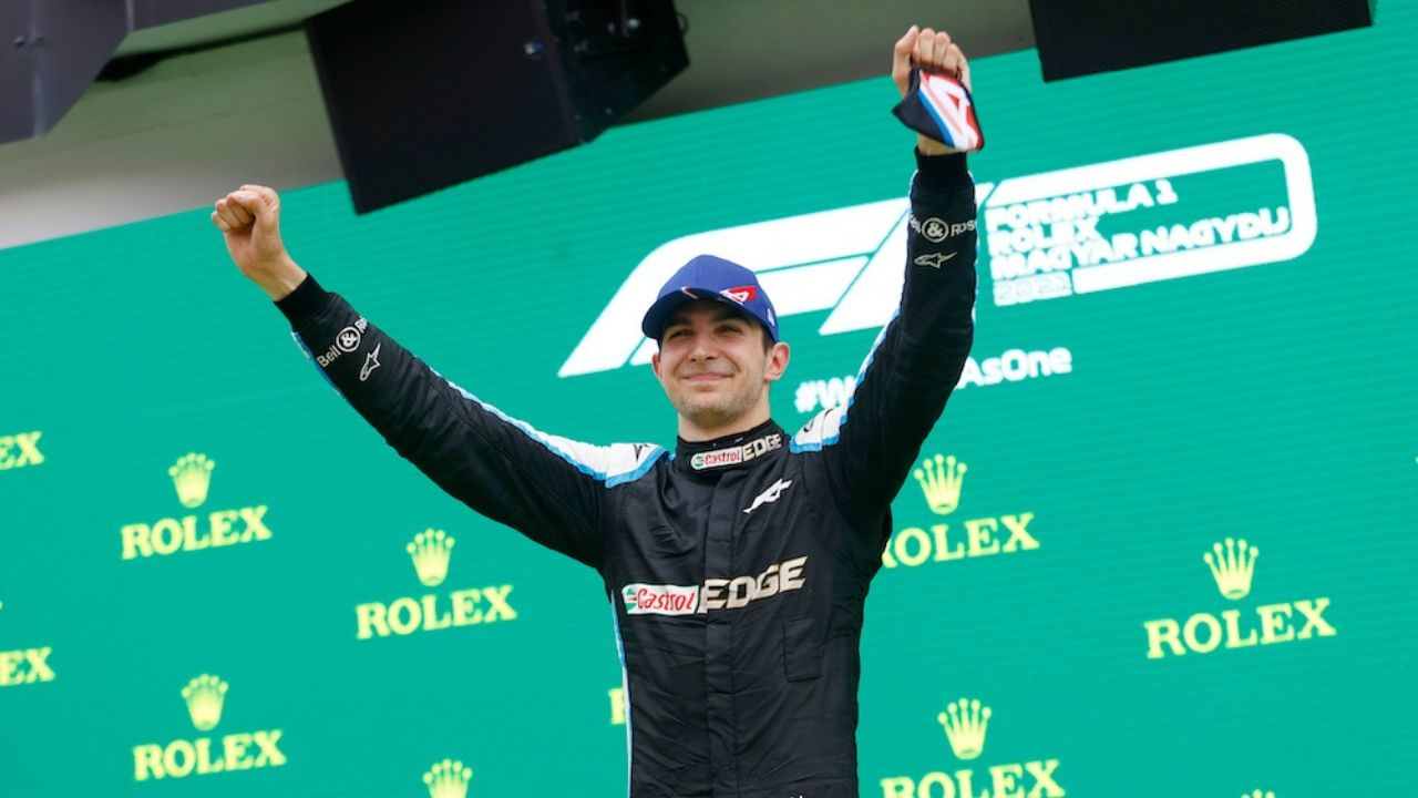 """""""He is not on the same level as Lewis Hamilton, Max Verstappen and Charles Leclerc""""– Former F1 driver on Esteban Ocon after recent win"""