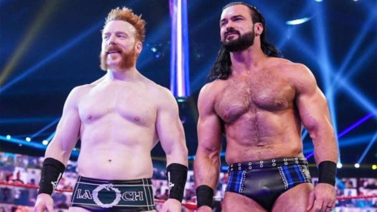 Drew McIntyre responds to Sheamus saying he's not that interesting