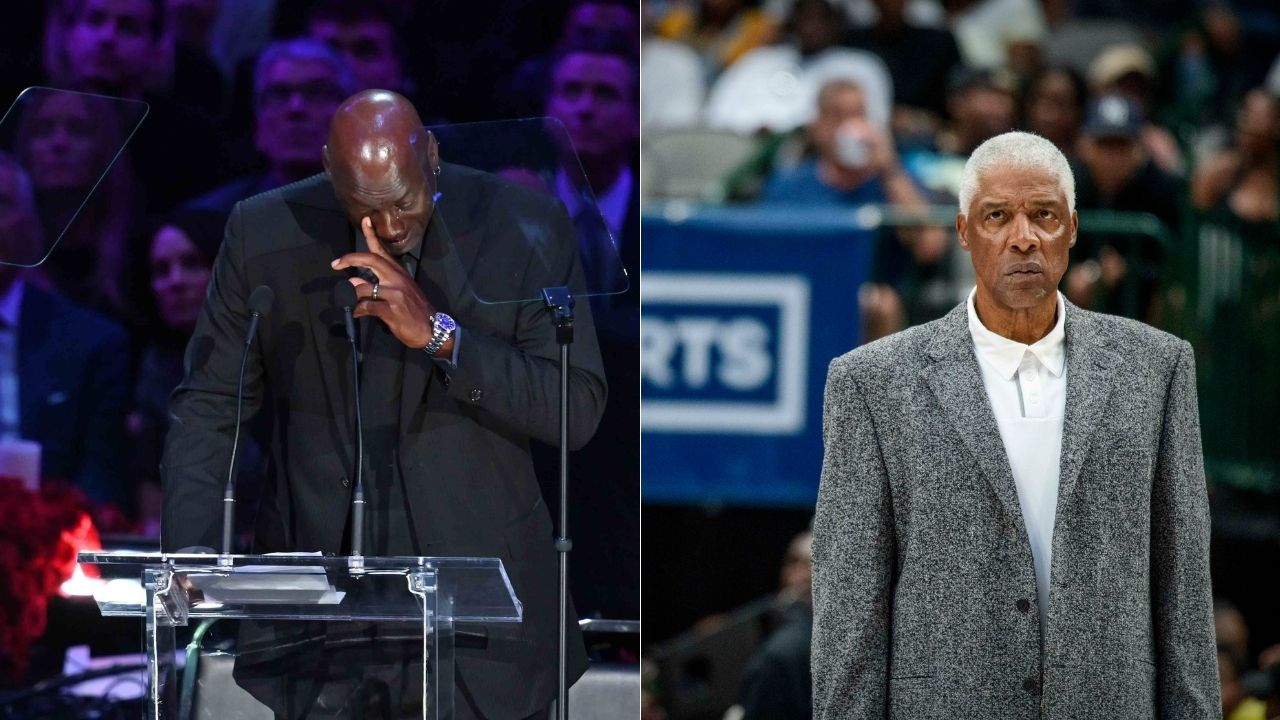 """""""I started with Dr. J and finished with Michael Jordan"""": When George Gervin reminisced about his time with Julius Erving and the Chicago Bulls on Grantland"""