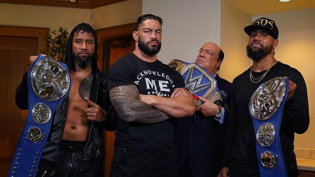 Roman Reigns on former SmackDown Women's Champion joining The Bloodline