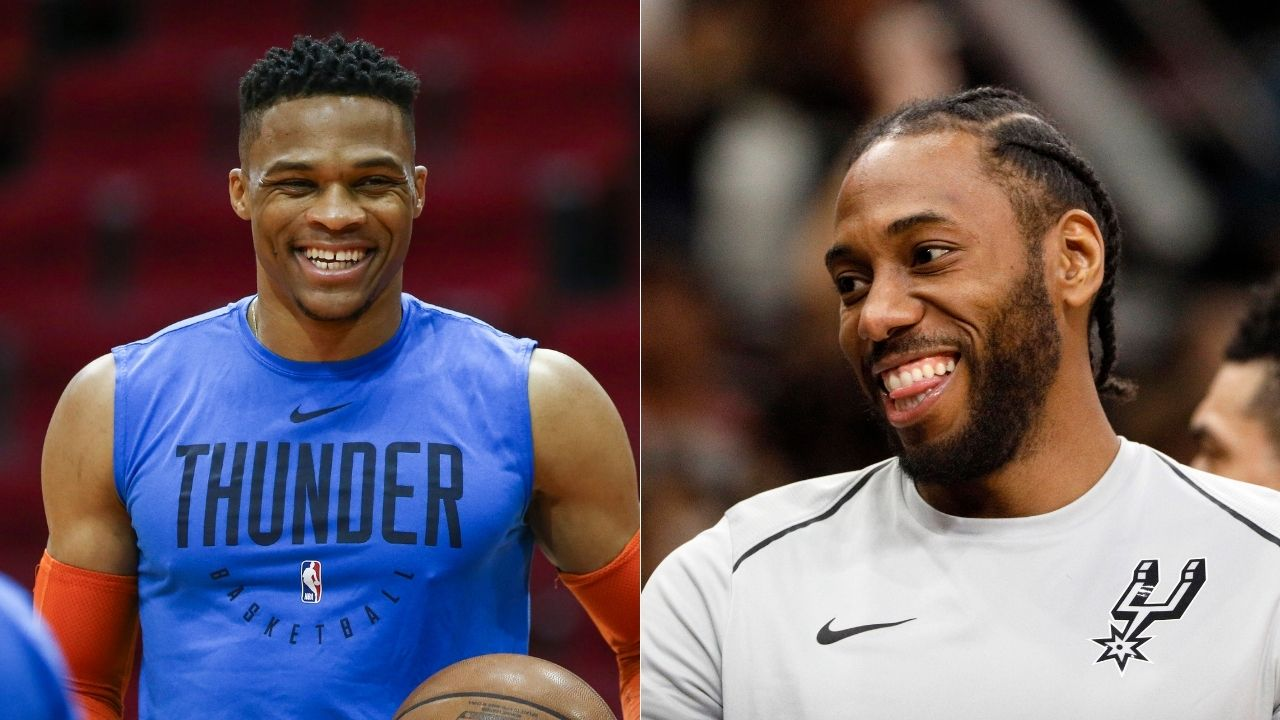 """""""Kawhi Leonard snubbed Russell Westbrook to recruit Paul George in 2019"""": NBA insider reveals Clippers star's aversion to playing with LeBron James' newest superstar teammate"""