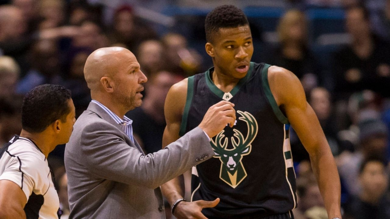 """""""Yea, Giannis Antetokounmpo is getting better but I'm still the boss"""": How Jason Kidd showcased his 'power' by benching the Bucks MVP even after being proven wrong by the 'Greek Freak'"""