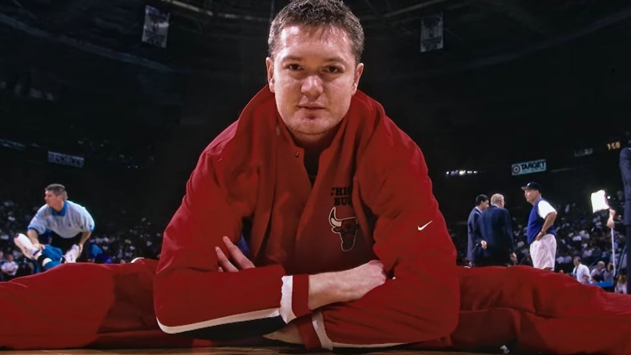 """""""Why didn't Michael Jordan include Luc Longley in The Last Dance?"""": Bulls legend accepts blame for cutting Australian big man out of legendary documentary series"""