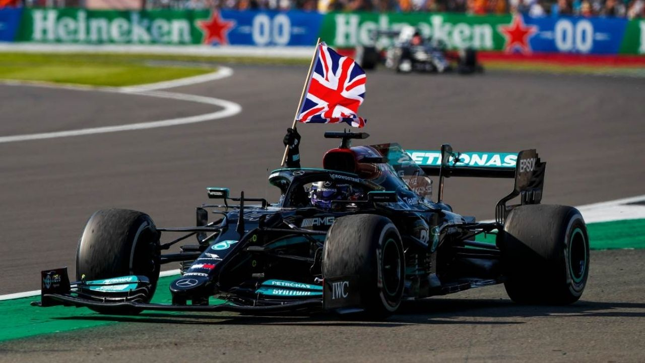 """""""The upgrade really has worked""""– Lewis Hamilton on recent dominant Mercedes' performances"""