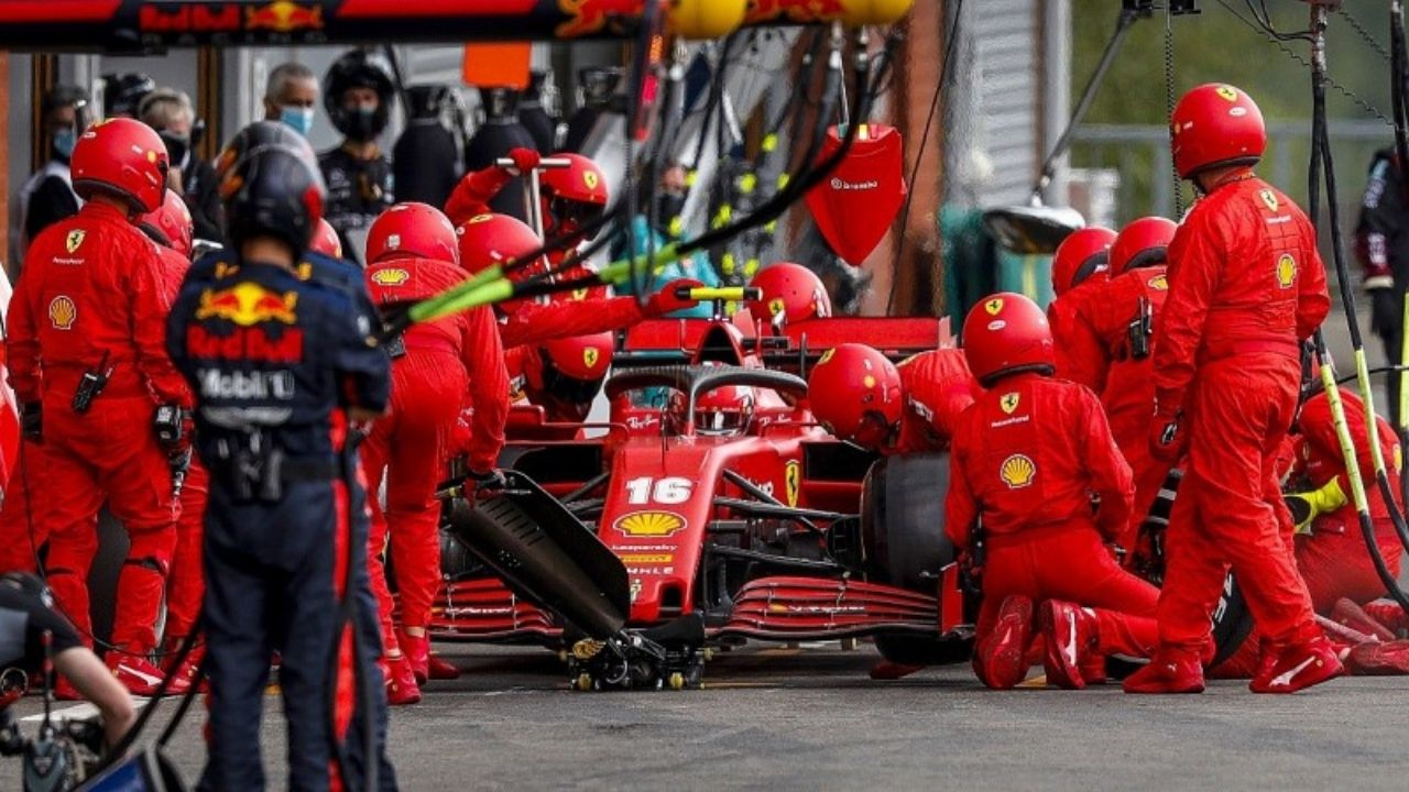 """""""We've certainly improved there""""– How Ferrari's tryst with pitstops plays essential role in their F1 revival"""