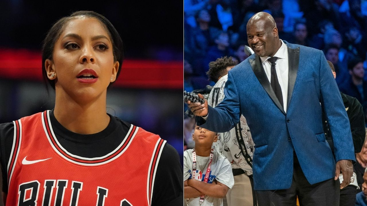 """""""Shaquille O'Neal accuses me of bullying him"""": Candace Parker gets candid about her funny banter with the 4x NBA champion"""