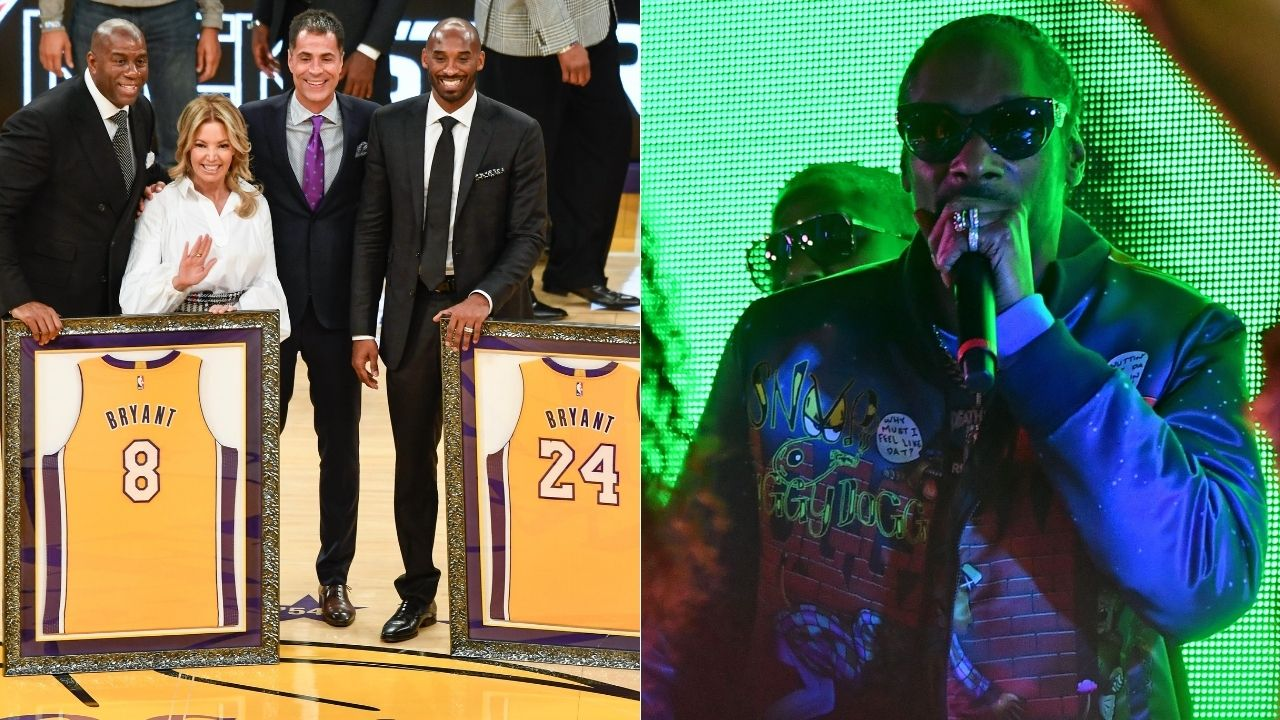 """""""Kobe Bryant was my hero"""": Hip-hop legend Snoop Dogg talks about how the Black Mamba inspired him while having a conversation with Stephen A. Smith"""