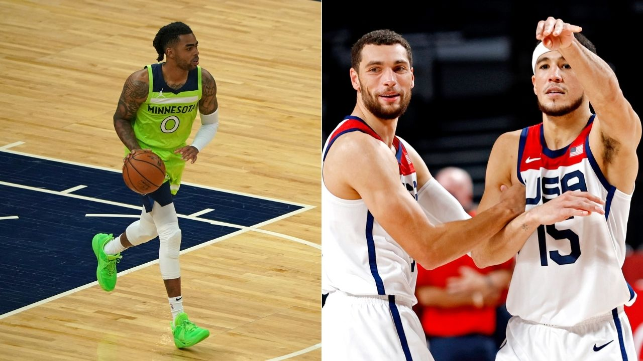 """""""Karl-Anthony Towns and D'Angelo Russell feel they are as good as Devin Booker and Nikola Jokić"""": Timberwolves head coach Chris Finch gives us an inside into his stars' mindset heading into the 2021-22 season"""