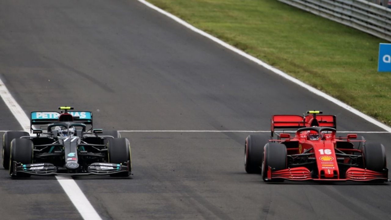 """""""We need Ferrari in the fight""""– Mercedes wants Ferrari to soon escalate its contention for championship"""