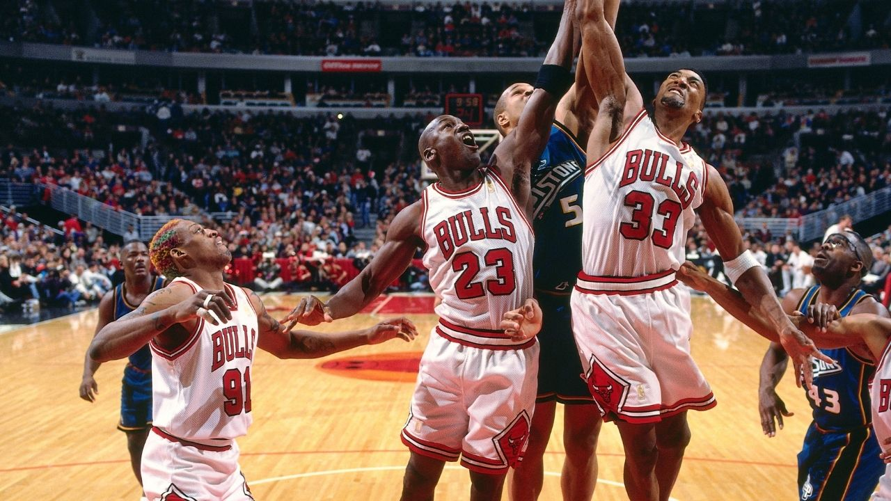 """""""Dennis Rodman has to be a top 50 player All time!"""": When Michael Jordan hilariously tried to sneak his Chicago Bulls teammate into this prestigious NBA list"""